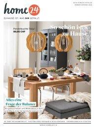 home24 Katalog Herbst/Winter 2020 CH
