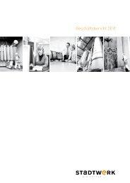 Geschäftsbericht 2011(PDF, 2.7 MB) - Stadtwerk Winterthur