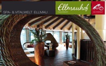 SPA- & Vltalwelt ELLMAU