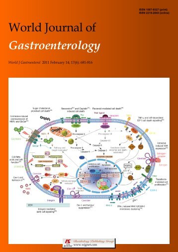 and HBeAg(-) patients - World Journal of Gastroenterology