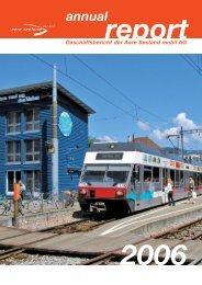 Betrieb Bahn - Aare Seeland mobil AG