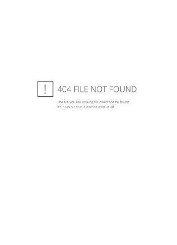 UNI for LIFE Firmenbroschüre 2020