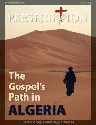 September 2020 Persecution Magazine