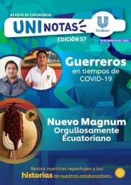 Revista Uninotas Edición 57