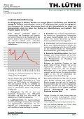 Ausgabe 02 vom April 2012 - Thomas Lüthi - Dienstleistungen für ... - Seite 3