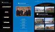 ASSET INVESTMENT SALES GROUP - Transwestern