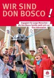 Don Bosco Schwestern Was die - Institut für Salesianische Spiritualität
