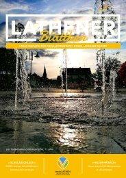 Lathener Blättken Ausgabe 04/2020