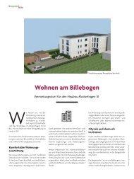 Baubeschreibung Klosterhagen (