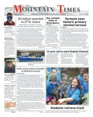 Mountain Times - Volume 49, Number 34 - Aug.19-25, 2020