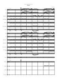 Ennio -Score