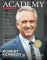 ACADEMY Magazine 2020-2021