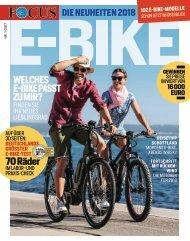 E-BIKE Magazin 2017_Vorschau