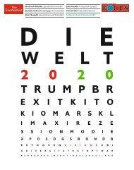 Focus_Economist_Jahrbuch 2020_Vorschau