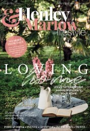 Henley and Marlow Lifestyle Sep - Oct 2020