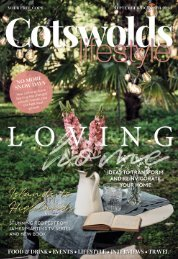 Cotswolds Lifestyle Sep - Oct 2020