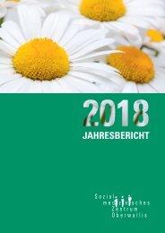 Jahresbericht 2018 Sozialmedizinisches Zentrum Oberwallis