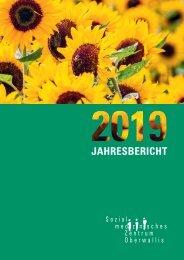 Jahresbericht 2019 Sozialmedizinisches Zentrum Oberwallis
