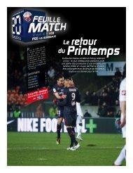 2 Le match - PSG