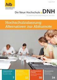 Die Neue Hochschule Heft 4/2020