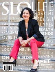 SLO LIFE Magazine AugSep 2020