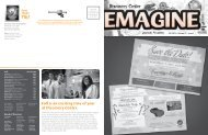 Fall 2012 E-Magine Newsletter - Discovery Center of Springfield