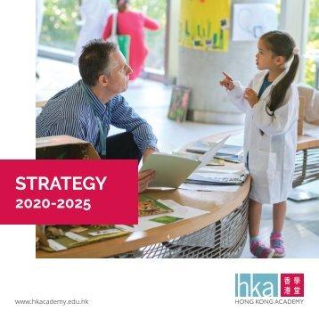 HKA Strategy 2020-2025