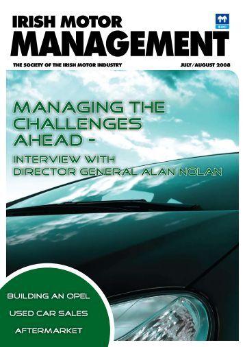 The Society of the Irish Motor Industry