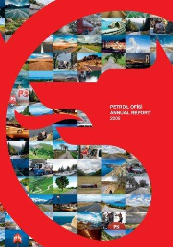 In 2009... - Petrol Ofisi