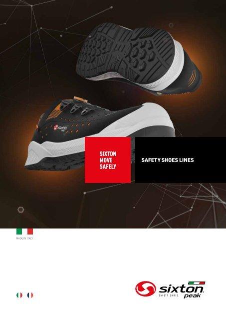 Canadian Line Cupra s2 Chaussures de sécurité Noir Taille 42