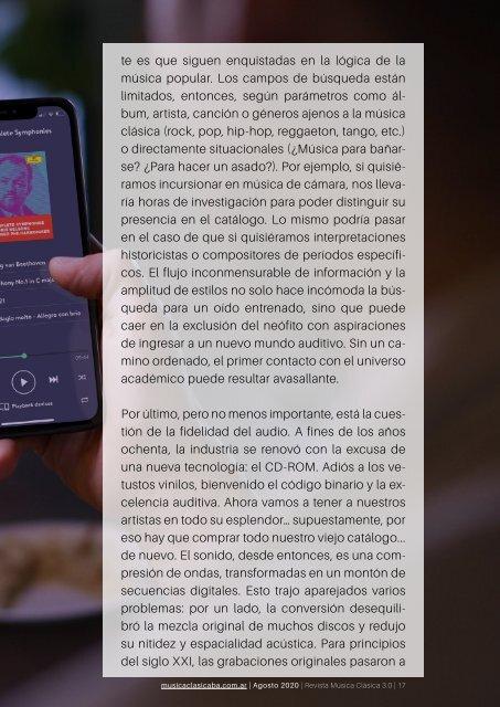 Musica Clasica 3.0 Nº 15