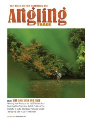 INsIde The 2011 YeAr eNd Issue - Angling Trade