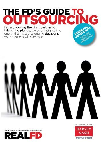 FD's Guide to Outsourcing - Harvey Nash