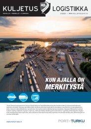 Kuljetus & Logistiikka 3 / 2020