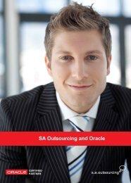 Oracle Partner Profile (PDF 5 255Kb) - SA Outsourcing