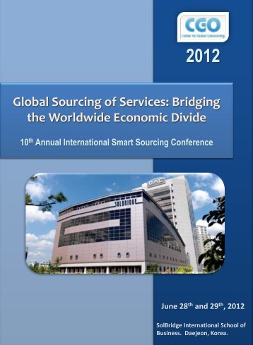of 3 - Center for Global Outsourcings