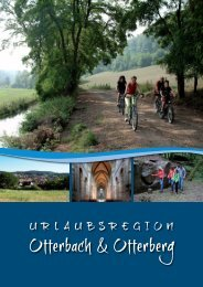 Urlaubsregion Otterbach und Otterberg