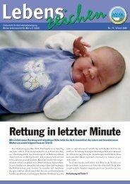 Lebenszeichen | 73 | Winter 2006