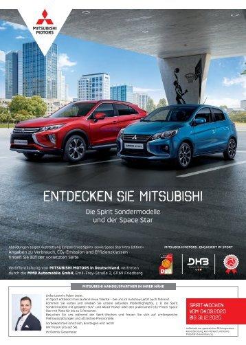 Mitsubishi Spirit-Wochen by Herbrand-Jansen