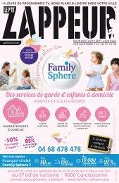 Le P'tit Zappeur - Carcassonne #447