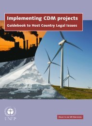 Implementing CDM projects - Baker & McKenzie