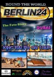 King Ralph on Tour - DUBAI