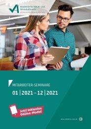 Mitarbeiter-Seminare 2021