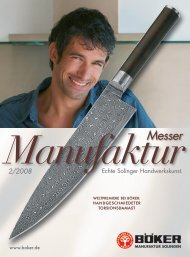 Böker Messermanufaktur | 2008 | Edition 2