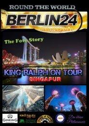 King Ralph on Tour  - SINGAPUR