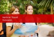 Mediadaten Vertical Travel - Tomorrow Focus Media