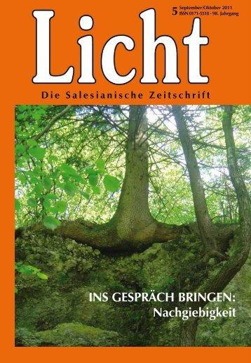 INS GESPRÄCH BRINGEN: Nachgiebigkeit - Franz-Sales-Verlag