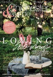 Chichester and Arundel Lifestyle Sep - Oct 2020