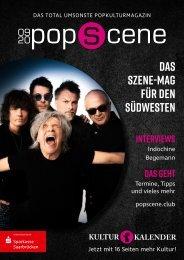 POPSCENE September 09/2020