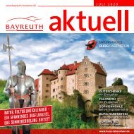 Bayreuth Aktuell Juli 2020